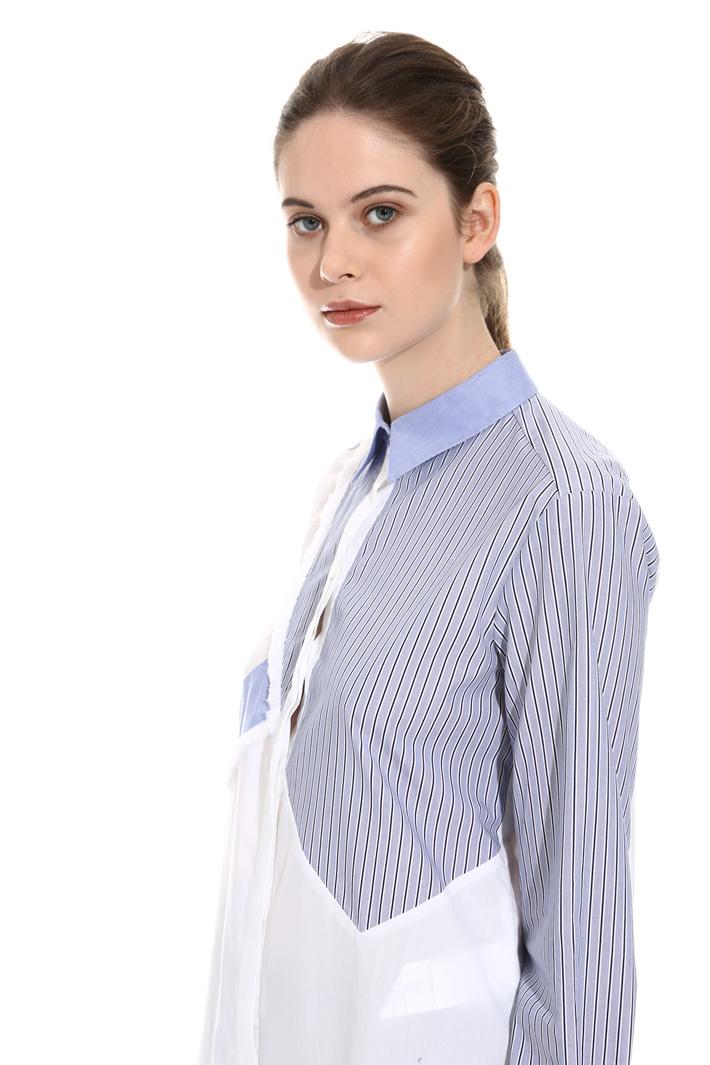 Camicia color block Intrend