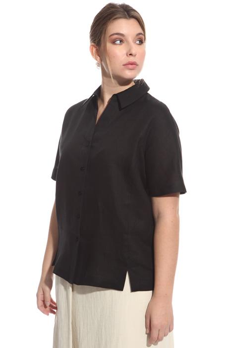 Camicia in puro lino Diffusione Tessile