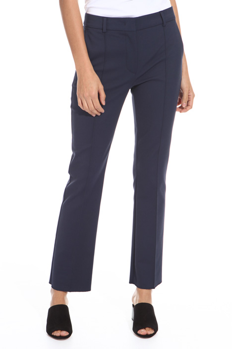 Stretch canvas trousers Diffusione Tessile