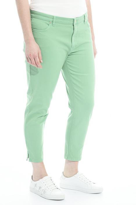 Pantalone in drill di cotone Diffusione Tessile