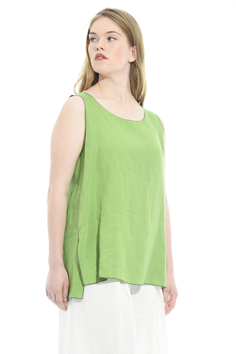 Lightweight linen top Intrend