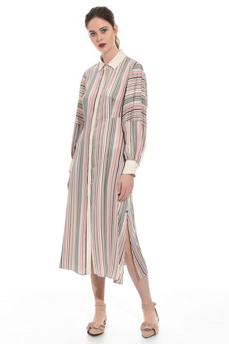 Twill chemisier dress Diffusione Tessile