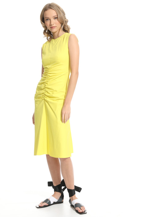 Stretch ruched dress Diffusione Tessile
