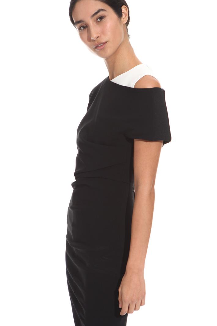 Longuette sheath dress Intrend