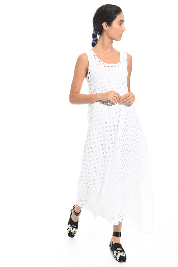 Broderie anglaise dress Intrend