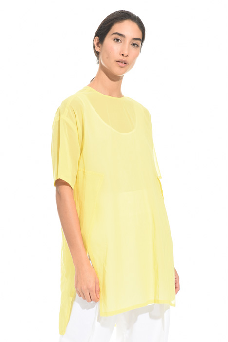 Cotton voile tunic Intrend