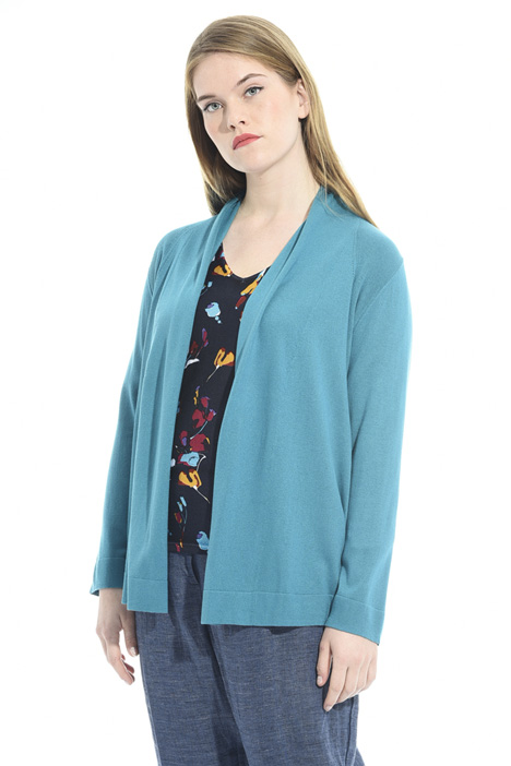 Silk and cotton cardigan Diffusione Tessile