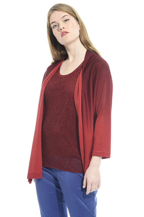 Cardigan with faded-effect Intrend