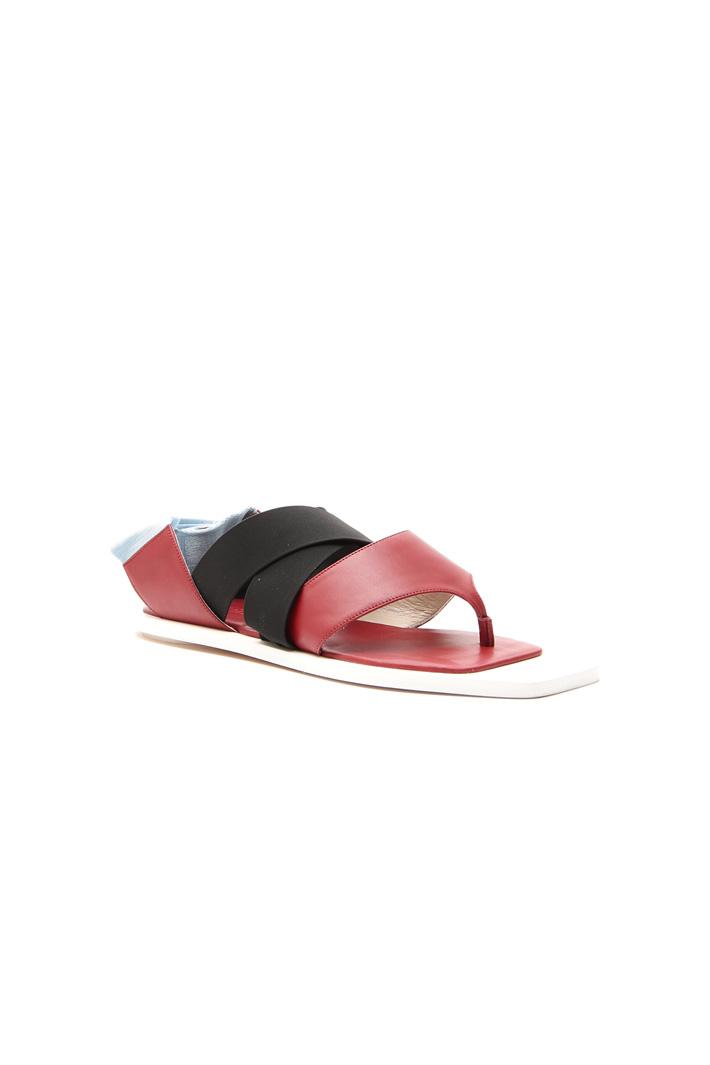 Flat sandals Diffusione Tessile