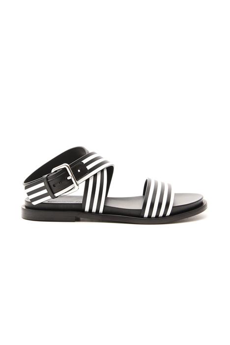 Sandalo flat Diffusione Tessile