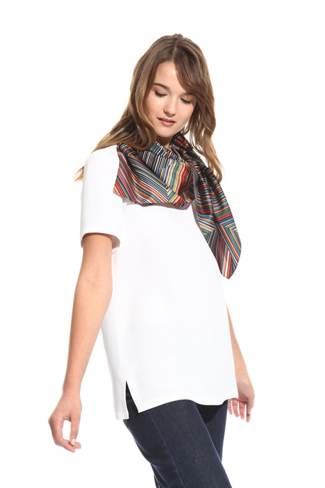 Silk foulard Diffusione Tessile