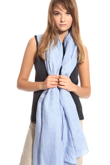 Pure linen scarf Intrend