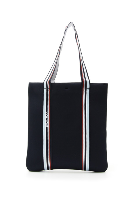 Compact fabric shopping bag Intrend