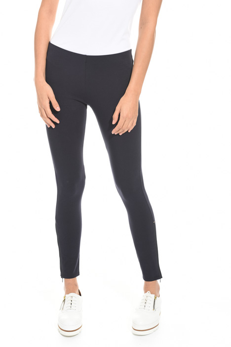 Cotton jersey leggings Intrend