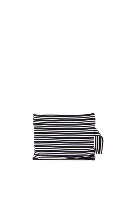 Pochette in maglia Diffusione Tessile