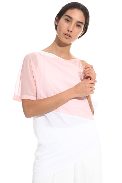 Asymmetrical T-shirt Intrend
