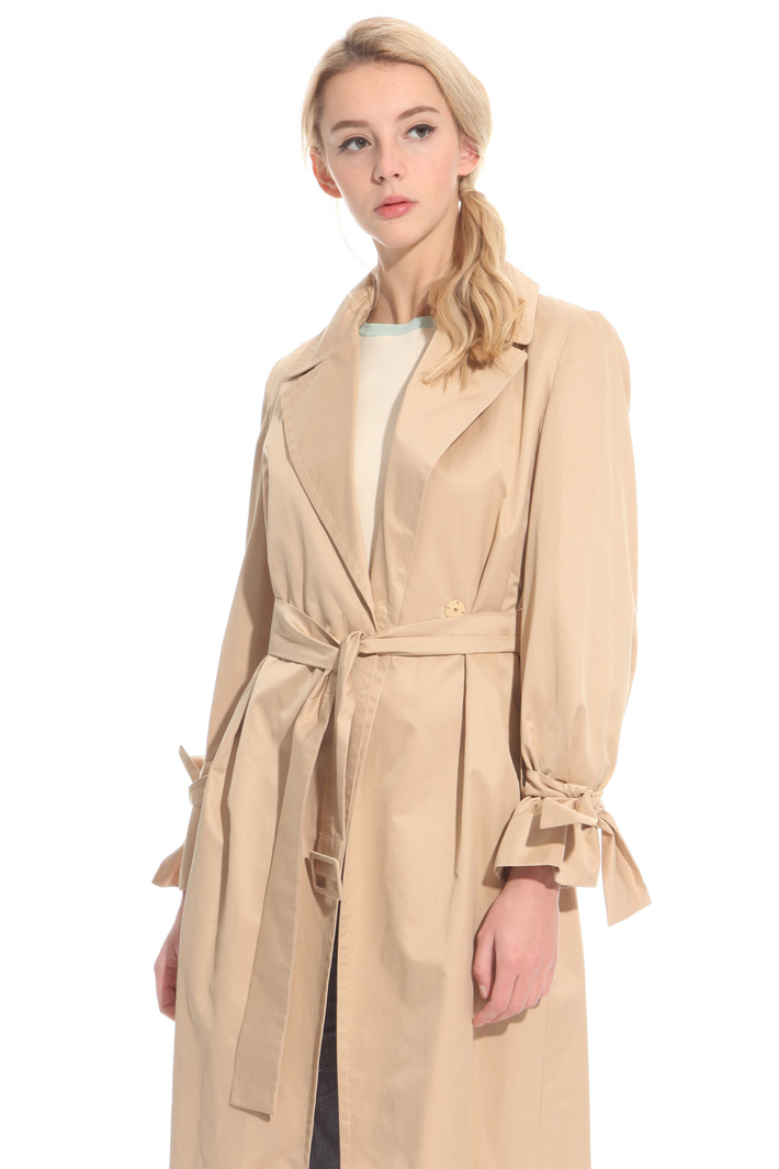 Technical fabric trench Intrend