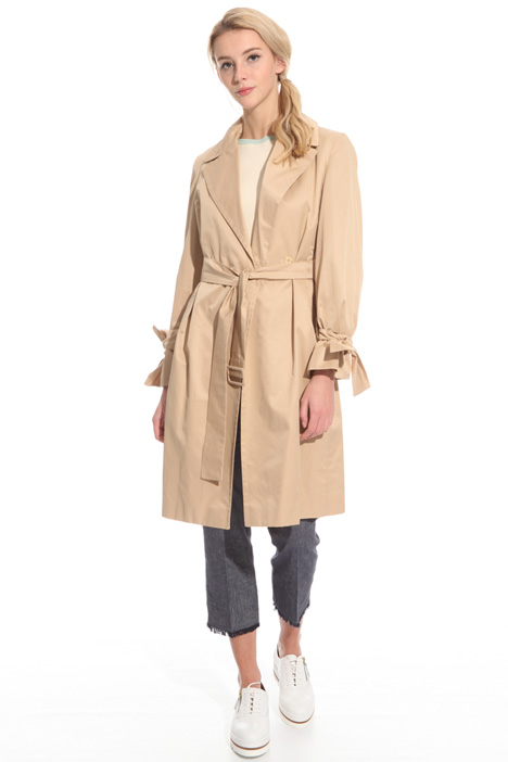 Trench in twill tecnico Intrend