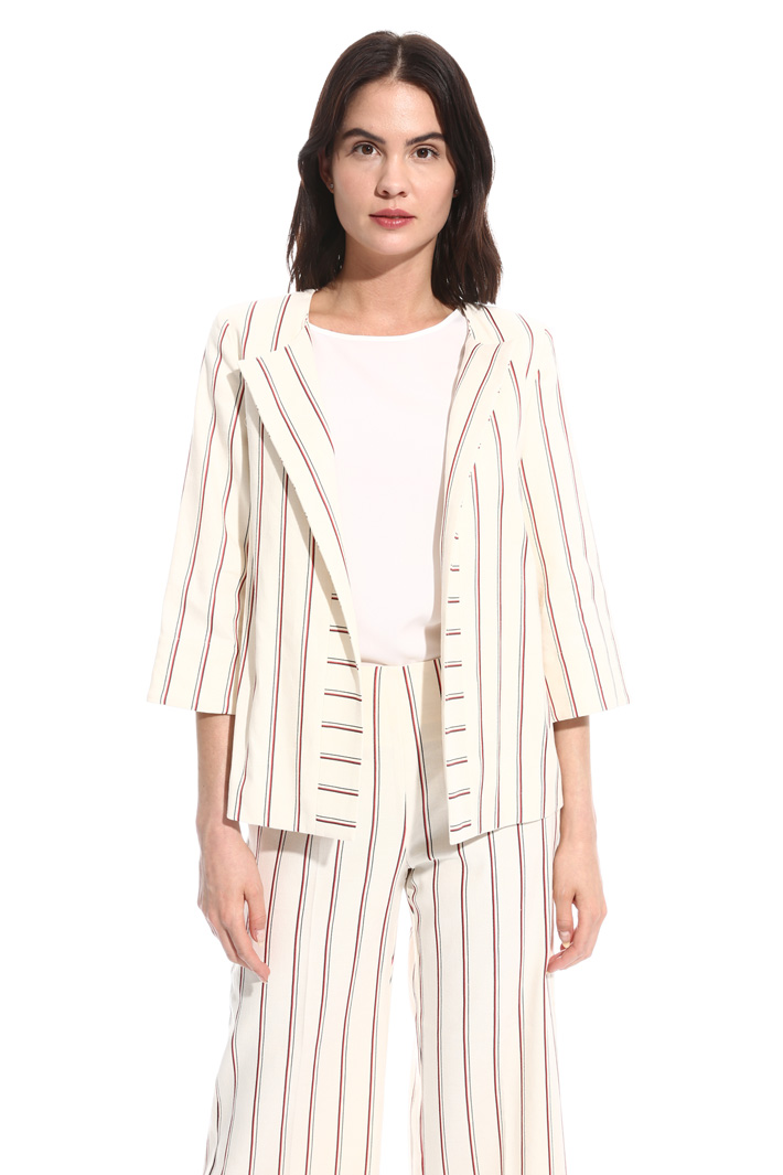 Striped jacket Intrend