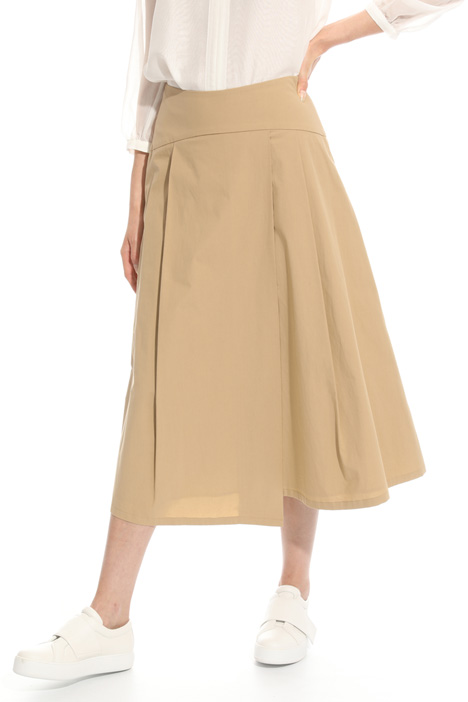 Flared midi skirt Intrend