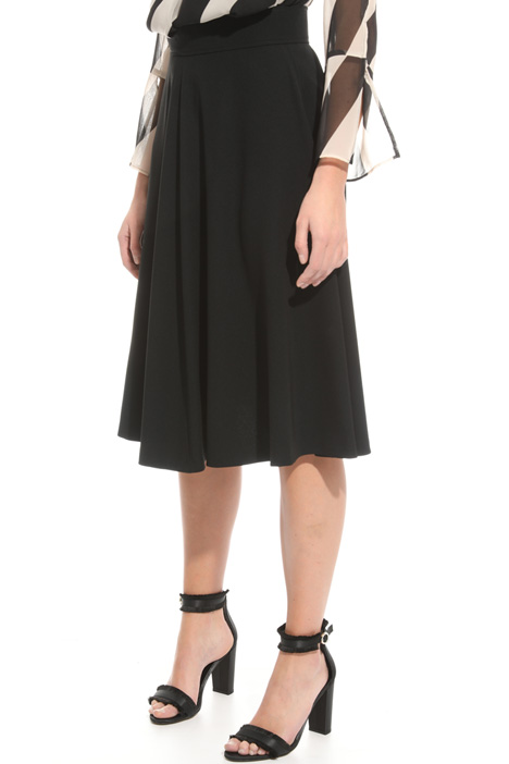 Triacetate full skirt Intrend