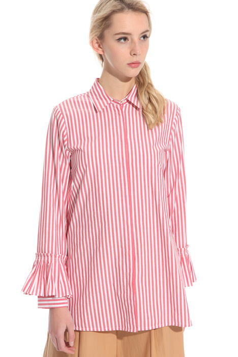 Bell cuff shirt Diffusione Tessile