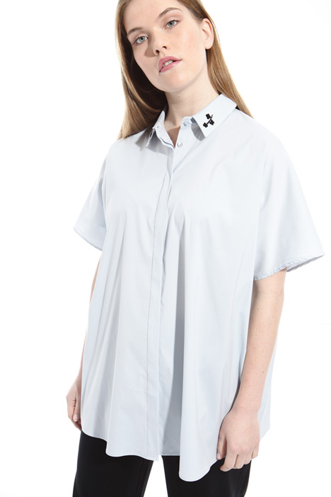 Bijou embroidered shirt Diffusione Tessile
