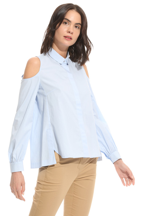 Cut-out shirt Diffusione Tessile