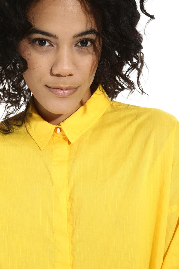 Oversized muslin shirt Intrend
