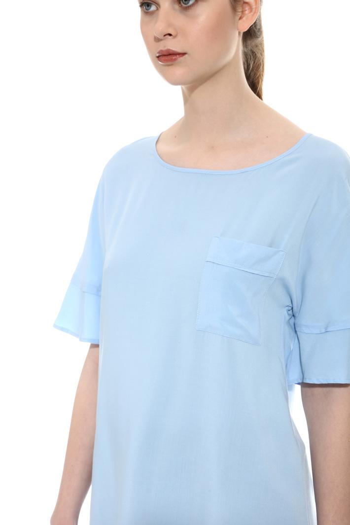 T-shirt morbida over Intrend