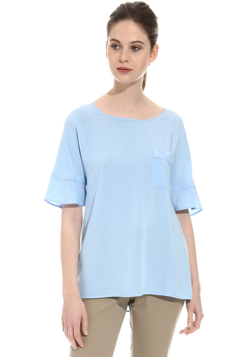 Soft oversized T-shirt Intrend
