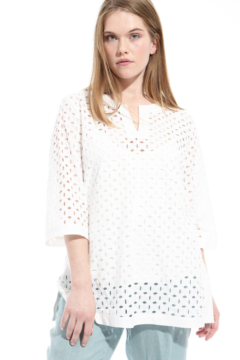 Broderie anglaise tunic Intrend