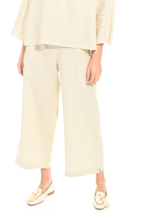 Patch pocket trousers Diffusione Tessile