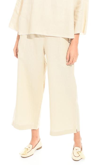 Pantalone con tasche applicate Diffusione Tessile