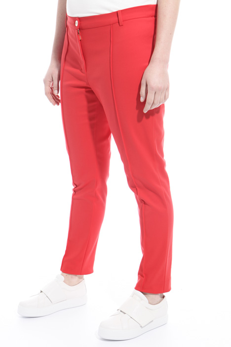 Cotton stretch trousers Intrend