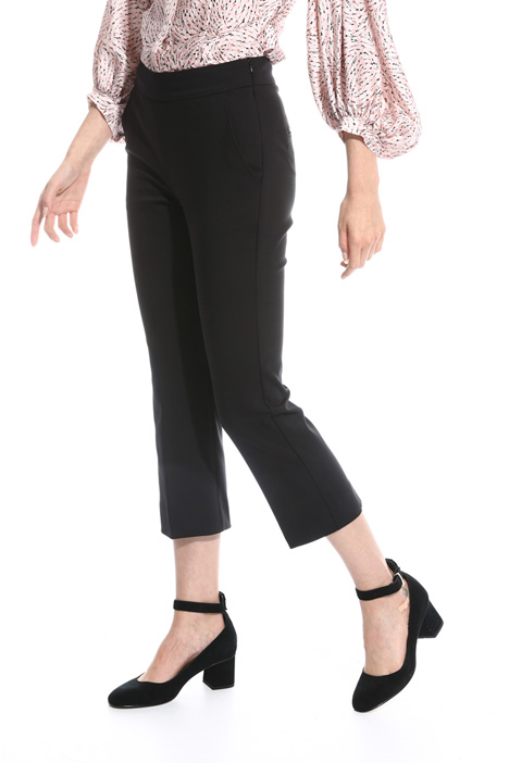 Double cotton trousers Diffusione Tessile