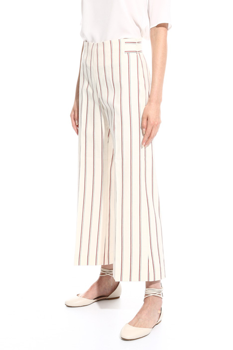 Striped trousers Diffusione Tessile