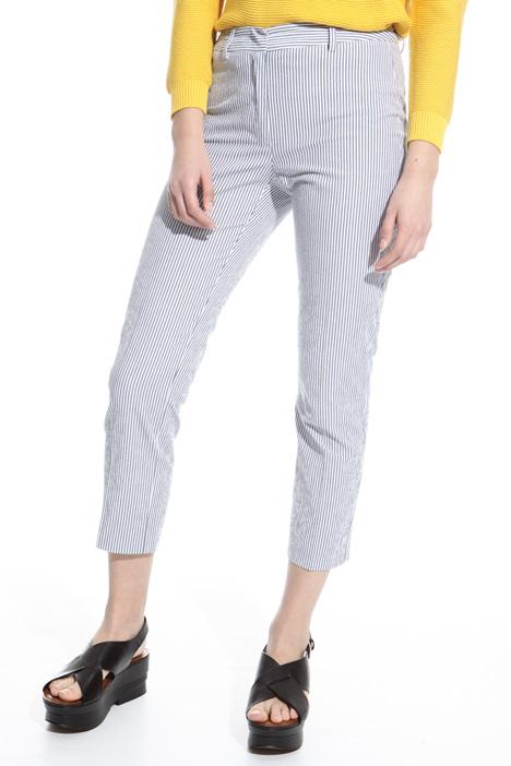 Cigarette trousers Diffusione Tessile