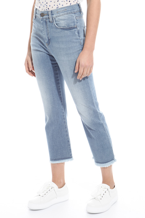 Five pocket flared jeans Intrend