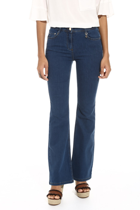 Jeans a zampa Diffusione Tessile