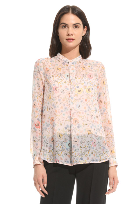 Chiffon blouse Diffusione Tessile