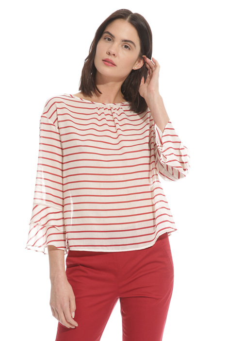 Muslin blouse  Intrend