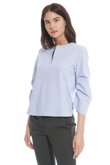 Three-quarter sleeve tunic Diffusione Tessile