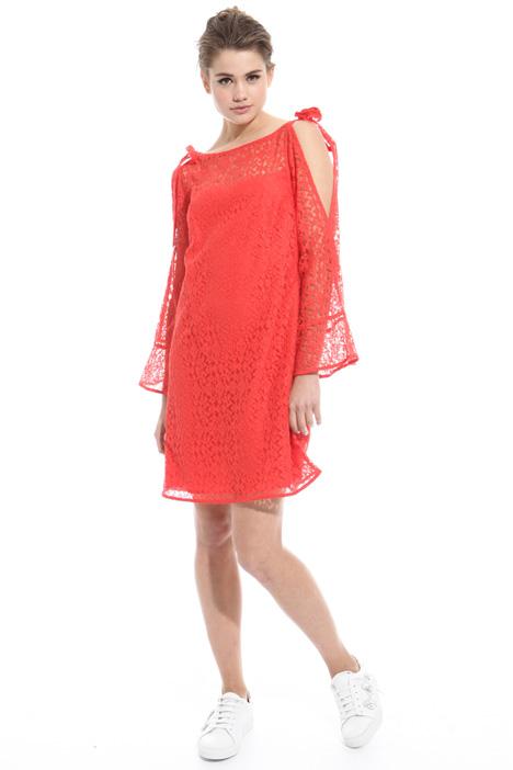 Short lace dress Diffusione Tessile