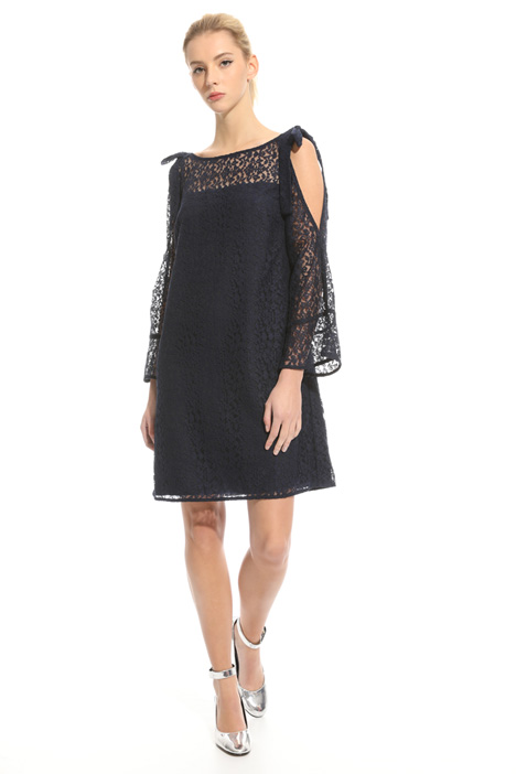 Short lace dress Diffusione Tessile