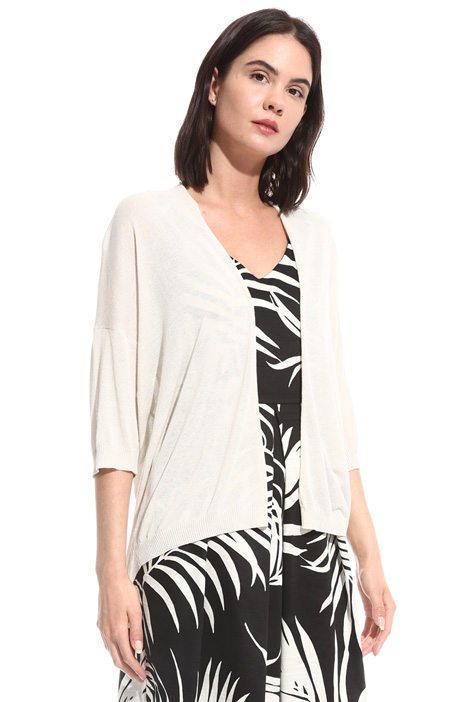 Light viscose cardigan Diffusione Tessile
