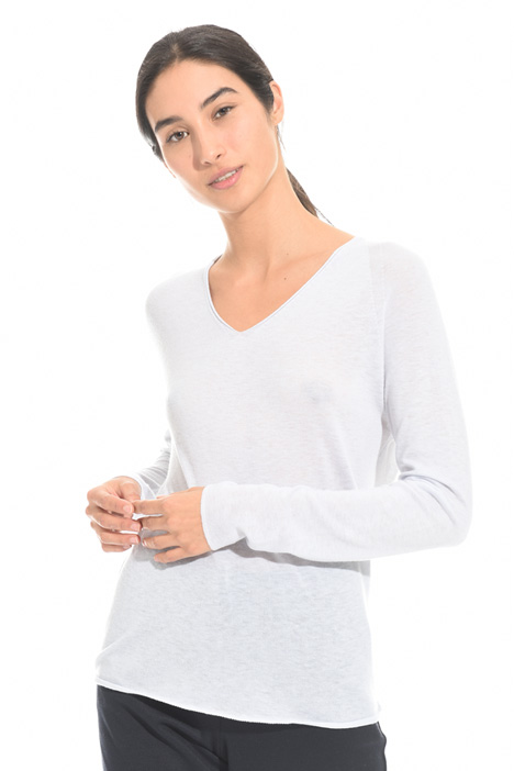 Light cashmere sweater Diffusione Tessile