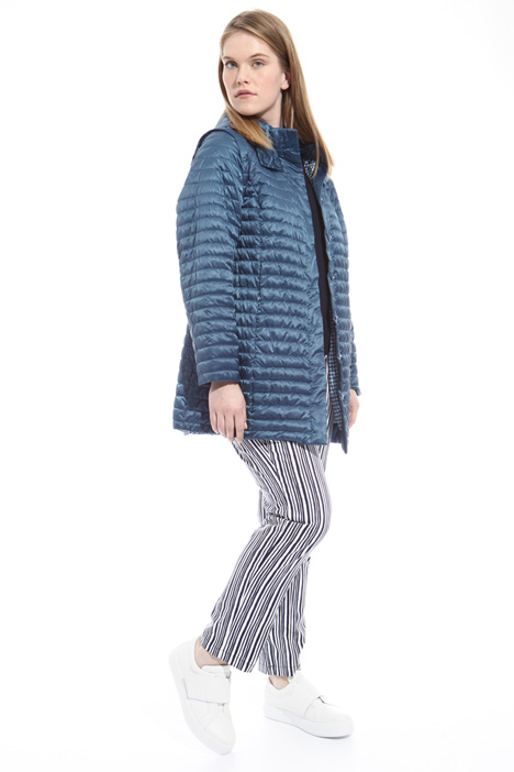Reversible down coat Diffusione Tessile