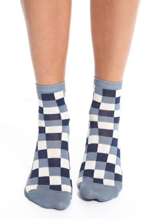 Longuette socks in cotton Intrend