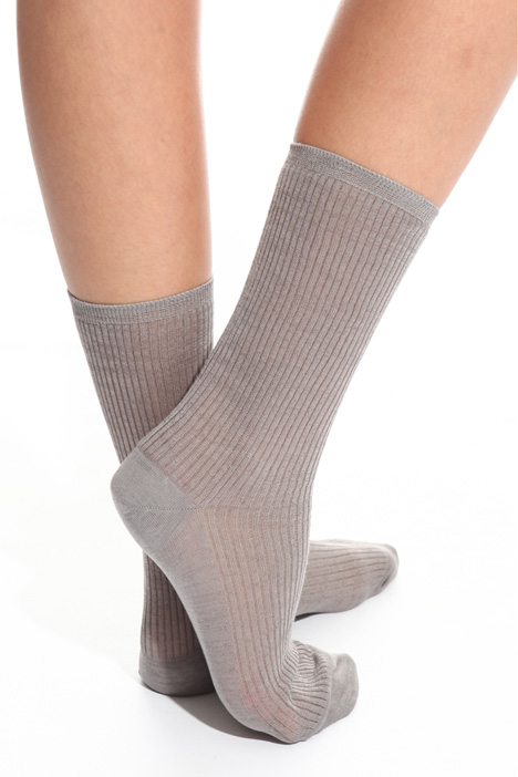 Ribbed socks Intrend